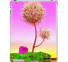 Colorful island. iPad Case/Skin