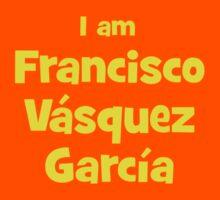 Francisco Vasquez Garcia by Andrew Alcock