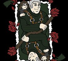 Hodor Of Hodor by cjboucher