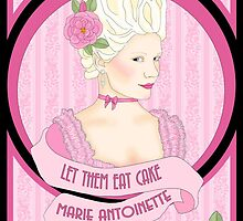 Marie Antoinette by Lisa Vollrath