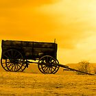 Remnants of the Golden West by Lori Peters