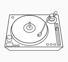 RECORD PLAYER by Illuminati Joes