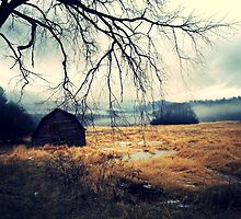 Rustic Barn by BeautifulVision