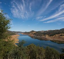 Don Pedro Reservoir by Martina Thompson