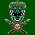 Dragonzord Power - Ipad Case by TrulyEpic