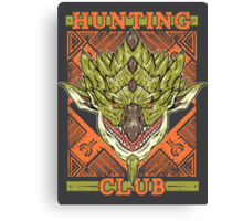 Hunting Club: Rathian Canvas Print