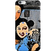 FROM ASIA WITH LOVE iPhone Case/Skin