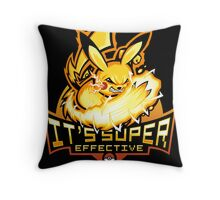 Pika Power - Pillow and Tote Throw Pillow