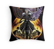 One Winged Angel - Pillow and Tote Throw Pillow