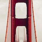Golden Gate Bridge by Radek Hofman