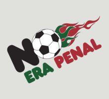 No Era Penal MX 2014 - Flames by noerapenal