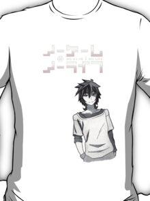 No Game No Life-Sora T-Shirt