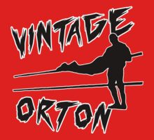 Vintage Orton! by greeney