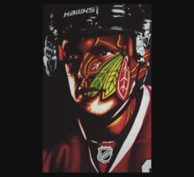 Jonathan Toews Warpaint Original Edition by JMCSharpieArt