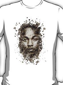 Kendrick Lamar Splatter  T-Shirt