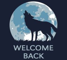 Welcome Back (Wolf) by MrFaulbaum