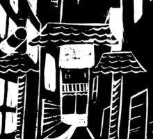 Historicity - Cyclone in Chinatown Sticker