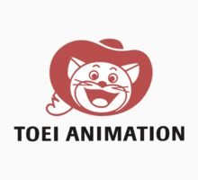Toei Animation by martyrofevil