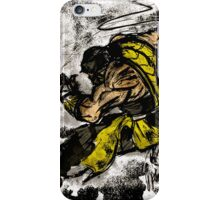 Scorpion from Mortal Kombat iPhone Case/Skin