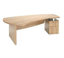 E Space Executive Modern Desk by atlantisoffice