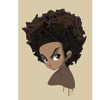 Huey Freeman - Black Power Photographic Print