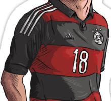 Toni Kroos Sticker