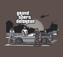 Grand Theft Delorean by AndreusD