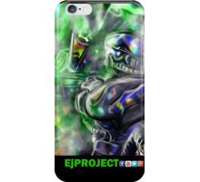 EjProject - Protect and Serve iPhone Case/Skin
