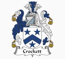 Crockett Coat of Arms / Crockett Family Crest by ScotlandForever