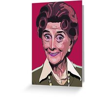 Dot Cotton, Eastenders legend Greeting Card