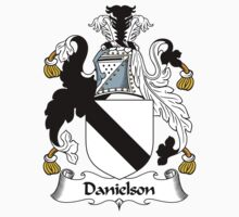 Danielson Coat of Arms / Danielson Family Crest by ScotlandForever