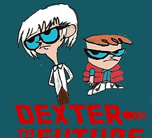 Dexter to the future by leodonmikeraph