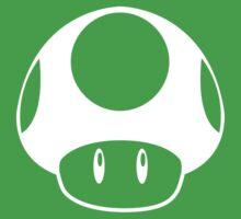 1-Up Mushroom by Kimmorz