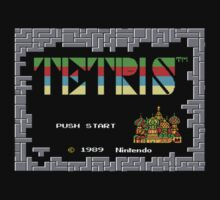 Tetris by martyrofevil