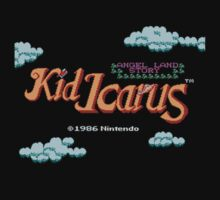 Kid Icarus by martyrofevil