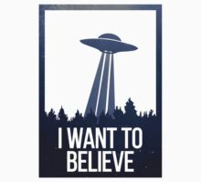 I Want To Believe by Dazprospect