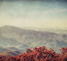 Autumn in North Carolina by Kadwell