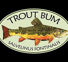Trout Fishing by troutwhiskers