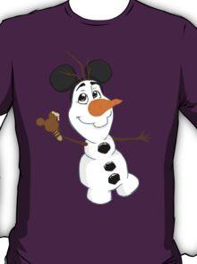 Sidekicks at Disneyland - Olaf T-Shirt