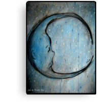 Farewell and Goodnight Canvas Print
