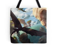 How to Train Your Dragon 2 Tote Bag
