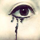 Tears of sorrow by Riko2us