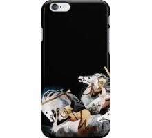 Three warriors iPhone Case/Skin