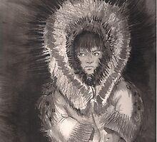 Eskimo Child by warryo72