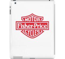 Fisher Price Motor Cycles iPad Case/Skin