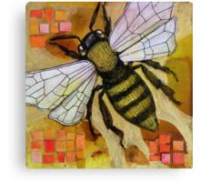 Flight of the Bumblebee V Canvas Print