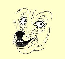 How To Draw Really Good Doge Face by Tantidar