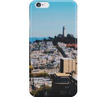 Lombard St iPhone Case/Skin