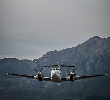 Flying Doctor at Queenstown by Shane Viper