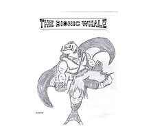 The Bionic Whale by egi152003